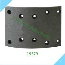 High performance 19579 19580 for MERCEDES BENZ brake shoe lining