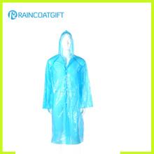 Veste de pluie imperméable à usage rapide économique PE