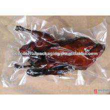 sacos de vácuo 80 microns / farinha de peixe sacos transparentes de vácuo