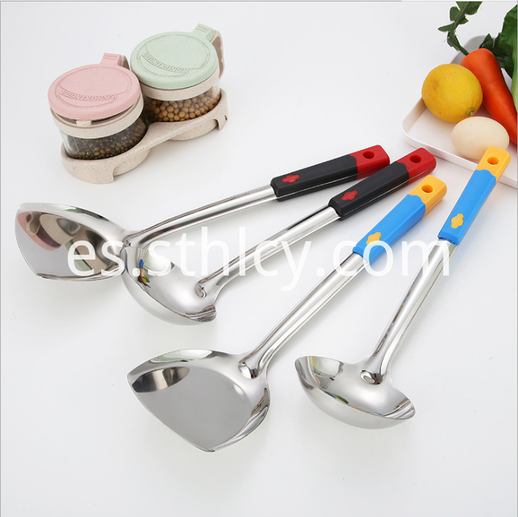 Non Magnetic Stainless Steel Kitchen Utensils2