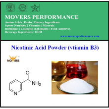 Food Additives Vitamin B3 (Natural Nicotinic Acid)