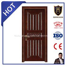Unfinished Surface Finishing Solid Core Wood Door