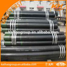 Tubes de tuyauterie Oilfield / tuyau en acier KH N80