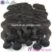 8A 9A Precio al por mayor sin Tangel y sin derramamiento virgen pelo peruano cutícula completa alineó el pelo