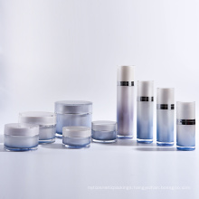 Refillable Airless Pump Bottle with Jars (EF-C20)