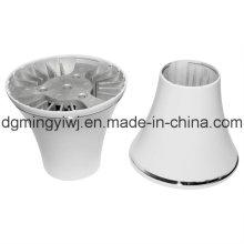 Merveilleuses pièces moulées en aluminium à LED en provenance de Guangdong et haute qualité