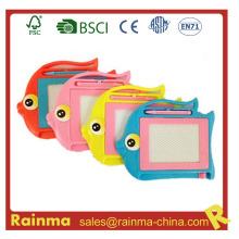Доска для рисования рыбы для образовательных игрушек
