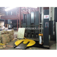 M jenis pallet wrapping machine filem