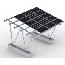 Дома Используется Солнечная Панель Солнечных Батарей Система Крепления Навеса