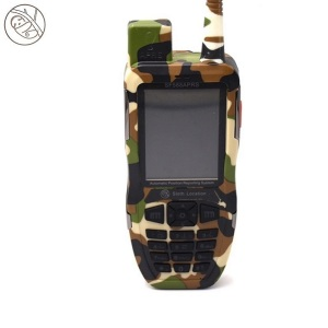 IP67 GPS Walkie Talkie de poche