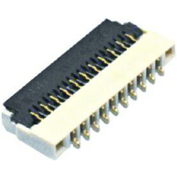 Connecteur de type Flip FPC Back 0.5mm