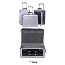 aluminium portable voyage bagages maison en gros de Chine usine bonne qualité