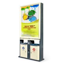 Type de publicité extérieure Dustbin (A462258)