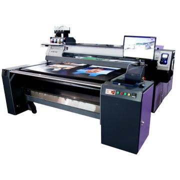 Impresora digital Long Belt para impresión directa de telas de algodón