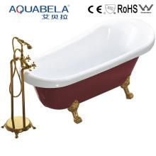 Banheiro de banheira de acrílico Classic Look (JL622)