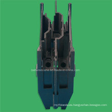 Caja de relé eléctrico de plástico de precisión