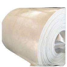 Сахарная промышленность использует белую конвейерную ленту, многослойную нейлоновую конвейерную ленту