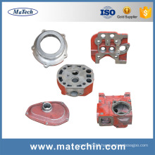 Customized High Manganese Alloy Steel Casting From China Foundry