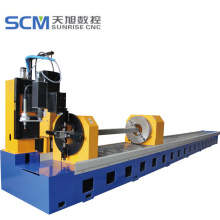CNC Plasma Pipe Cutting Machine