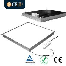 600 600 Hintergrundbeleuchtung LED-Verkleidungs-Licht 40W / SMD 3030 LED quadratisches LED-Verkleidungs-Licht mit CER / RoHS