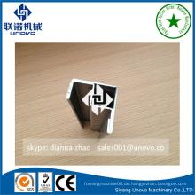 Servo-Netzwerk 9 Extrusion ovales Stahlrohr