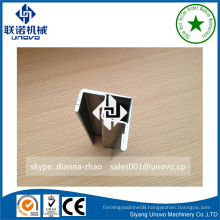servo network 9 extrusion oval shaped steel pipe