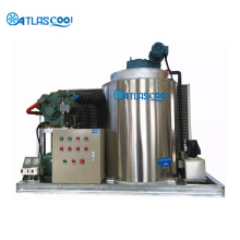 seawater commercial use flake ice making machine