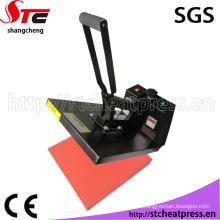Machine manuelle de presse de la chaleur de chemise de haute pression de Digital de sublimation de la CE