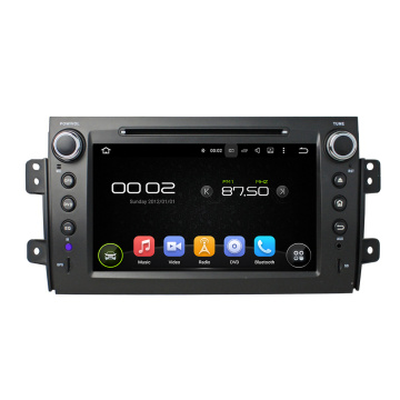 Car Audio Electronics voor Suzuki SX4 2006-2012