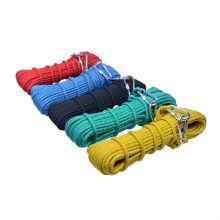 Alta qualidade corda de escalada de poliéster 10 milímetros
