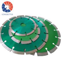 China Wholesale Laser brazing diamond blade for Granite,Laser brasing blade ,small cutter