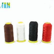 Linha de costura de tenacidade alta, linha de poliéster encerado - para mão de couro, costura ZYL0009