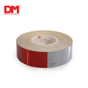 DOT conspicuity marking tape