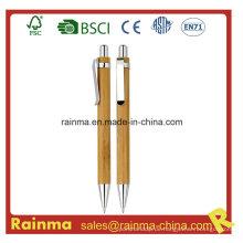 Hölzerne Bambus Kugelschreiber für Eco Stationery632
