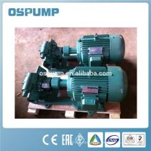 2CY gear pump transfer oil