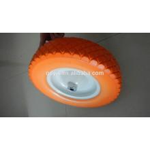 rueda de espuma pu para carretilla 4.80 / 4.00-8