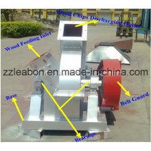 Machine de broyeur de bois électrique de haute qualité mobile