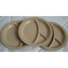 (BC-T1010) Hot-Sell Eco Bamboo Fibre Multifuction Tray