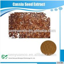 Versorgung mit hochwertigem Cassia-Saatgut-Extrakt