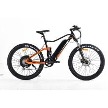 XY-Aglaia-D full suspension electric mountain bike 2020