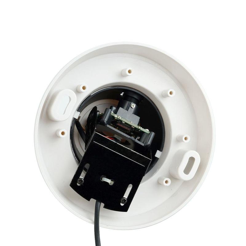 Smoke Detector Video Camera