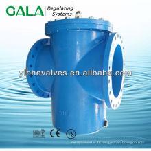 Filtre de panier d'eau DN500