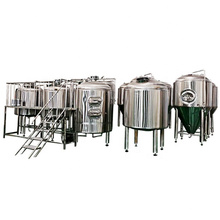 12000L Commercial Brewery Beer Making Machinery And Brewing Equipment