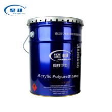JIANBANG Acrylic Polyurethane (PU) paint for metal protection