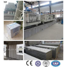 automatic exterior precast concrete compound wall panel machine
