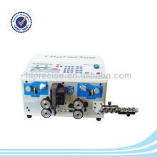 Coupe-fil et déchiqueteuse de câbles coaxiaux et coaxiaux automatiques