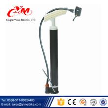 China factory Bike accessories pump bike/mini bicycle foot pump for bike/air tire portable bike pump