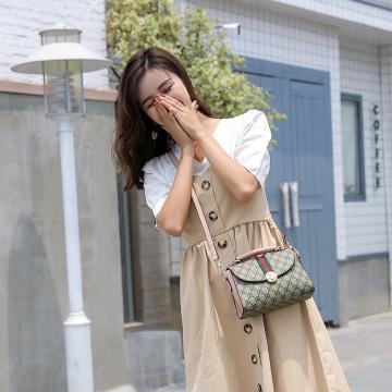Bolso bandolera de moda para mujer, bolsos cruzados