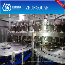 New Full Autoamtic Carbonated Water Filling Machine for PET Bottle