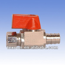 National Hardware Show Booth#2538 MINI valves for plumbing with pex*compression ends